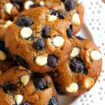 Flourless White Chocolate Blueberry Muffins6