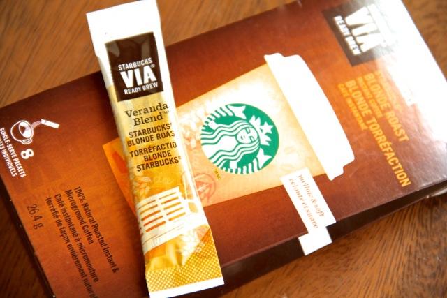 Starbucks Via