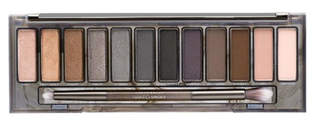 UD Naked Smoky Palette