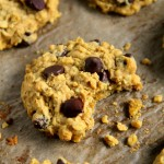 Flourless Pumpkin Oatmeal Cookies4