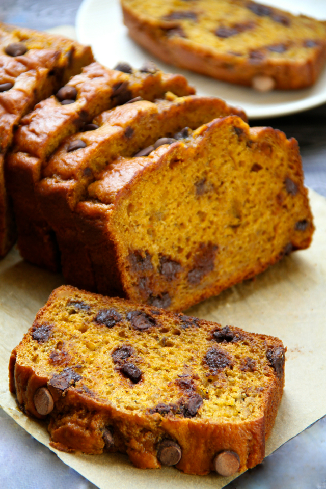 ... pumpkin and/or overripe bananas — give this pumpkin banana bread a