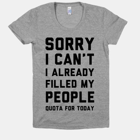 People Quota