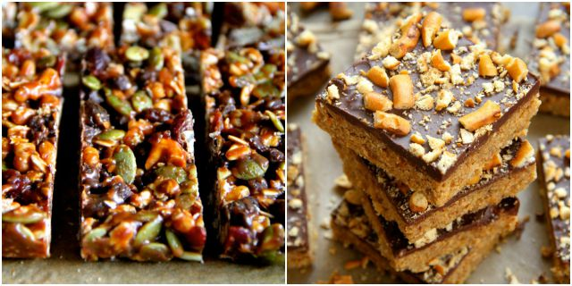 Sweet and Salty Bars