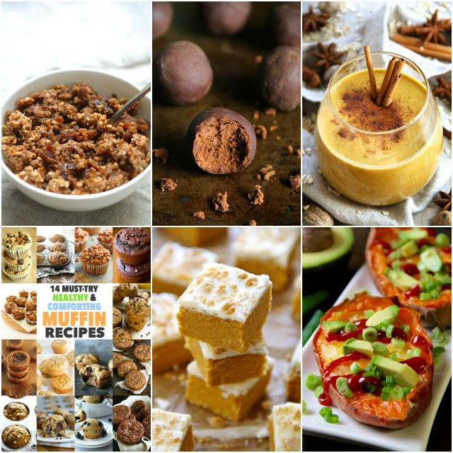 October 2015 Recipes