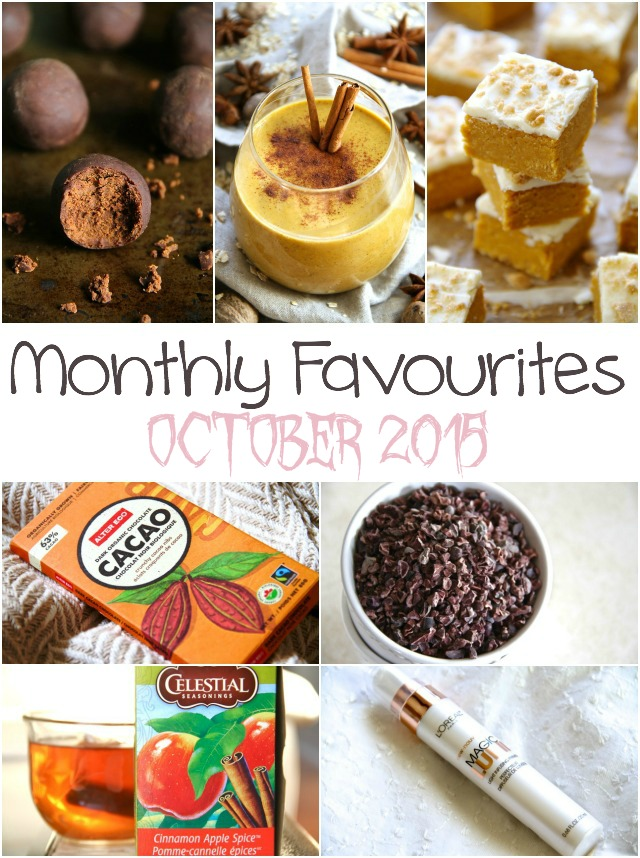 . monthly favourites – october 2015 .
