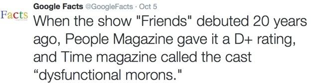 RF Friends Fail