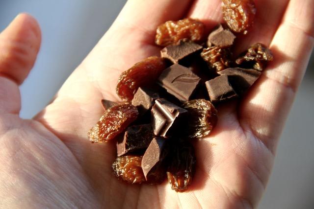 Chocolate Raisins