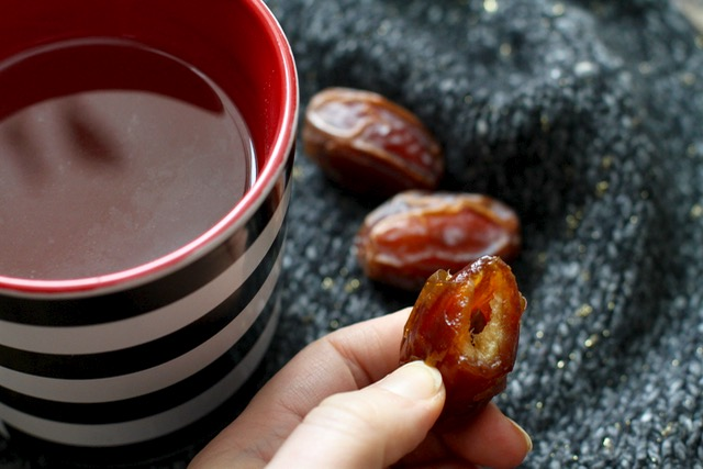 Dates and Tea