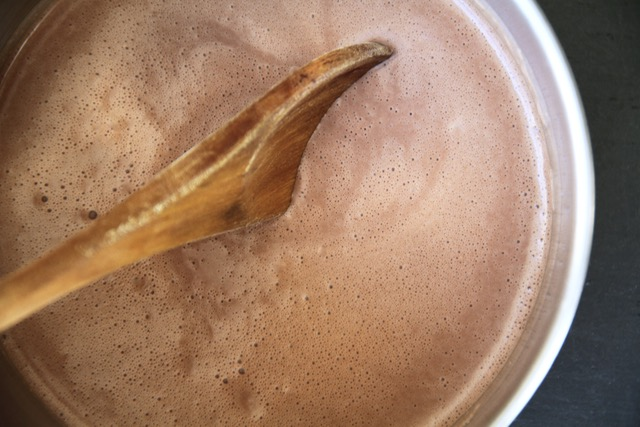 Hot Chocolate Smoothie4