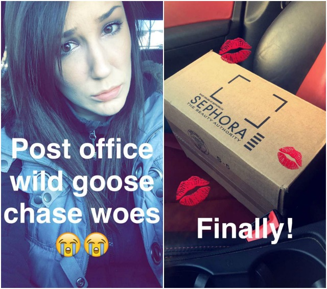 Post Office Snaps