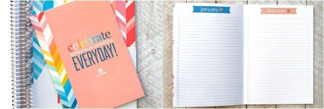 2016 Erin Condren Life Planner Perpetual Calendar