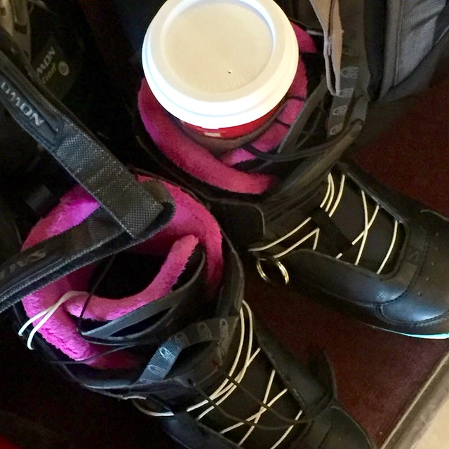 Boot Cup Holder