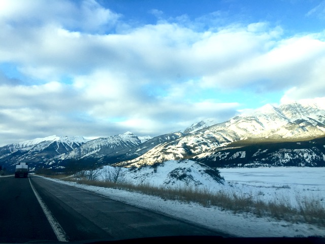 Cold Mountain Road