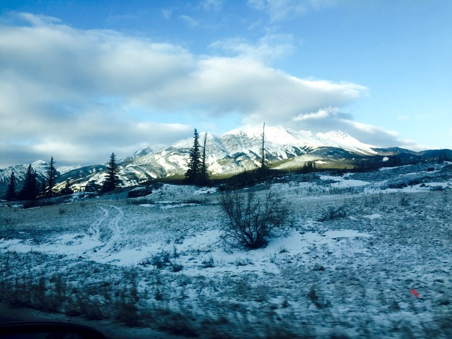 Cold Snowy Mountains