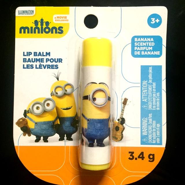 Minions Chapstick