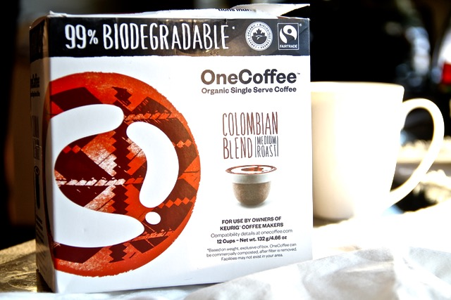 OneCoffee Colombian Blend