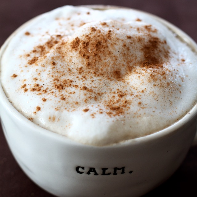 Almond Millk Latte