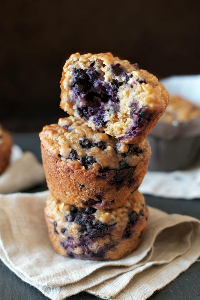 Blueberry Muffin Recipe With Yogurt