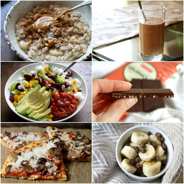 Foodie Collage