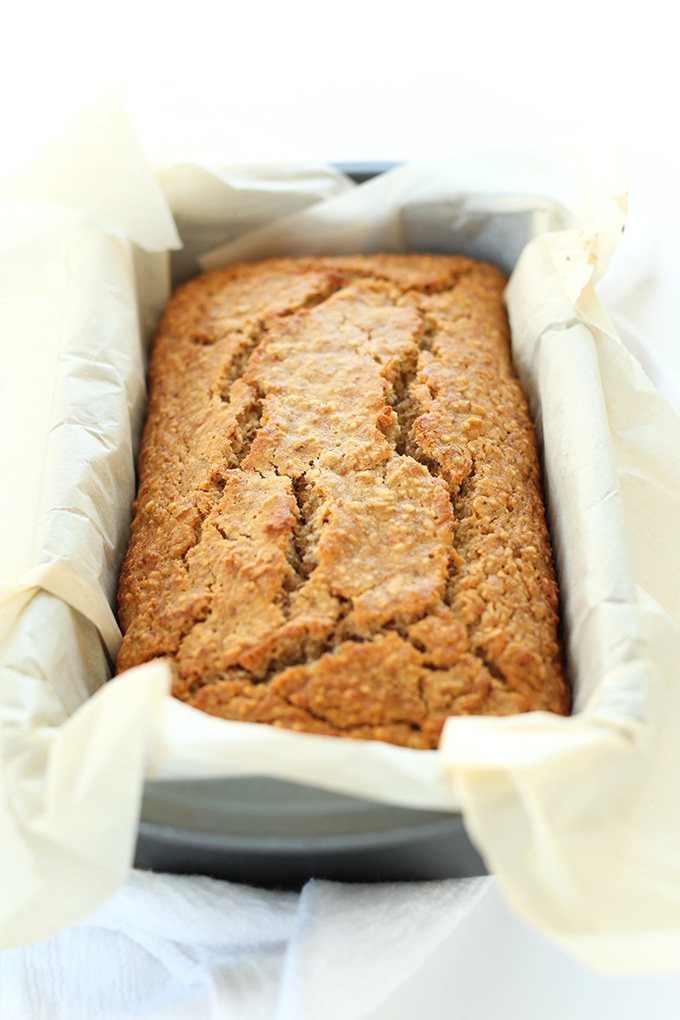 One Bowl GF Banana Bread
