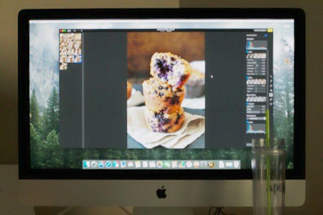 iPhoto Editing