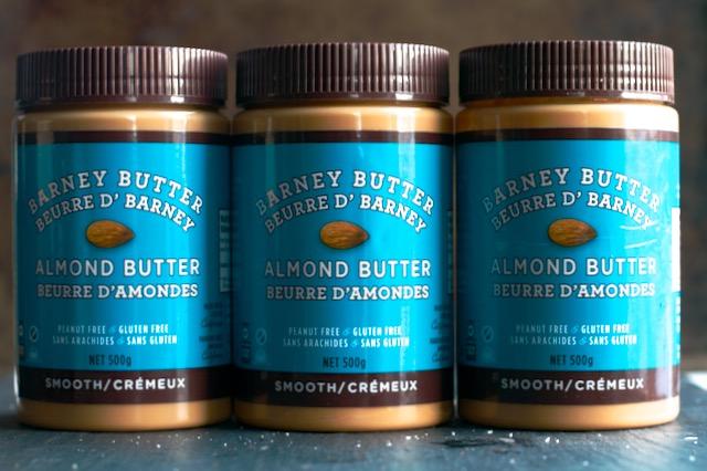 Barney Butter Stash
