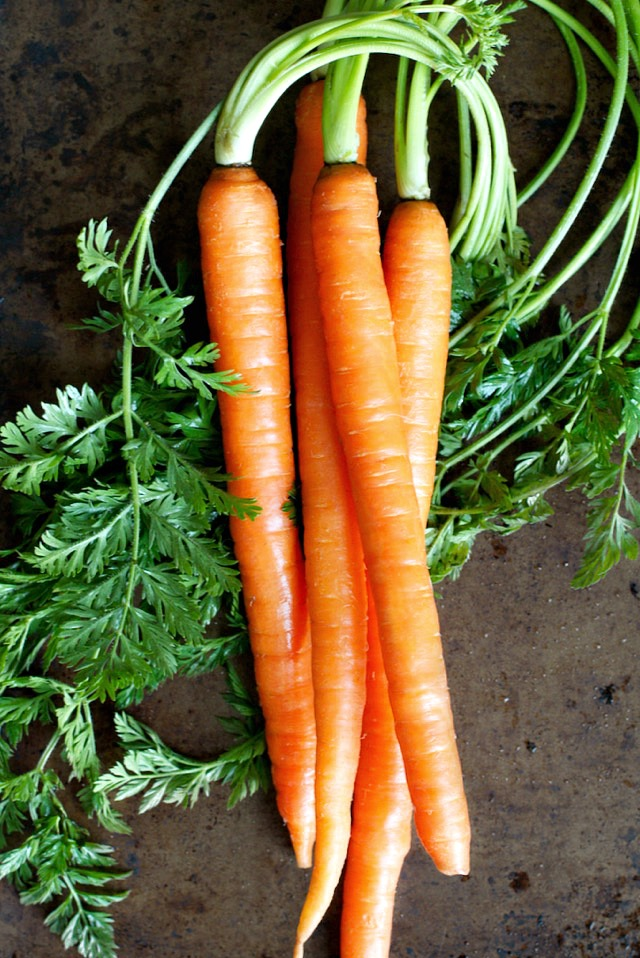 Carrot Oatmeal Greek Yogurt Muffin Carrots