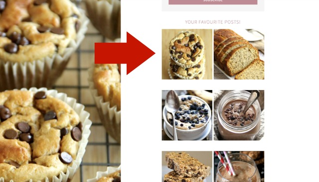 Most Popular Muffins