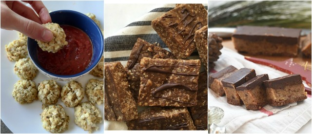 Top SS Snack Recipes