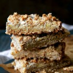 Greek Yogurt Banana Oatmeal Bars