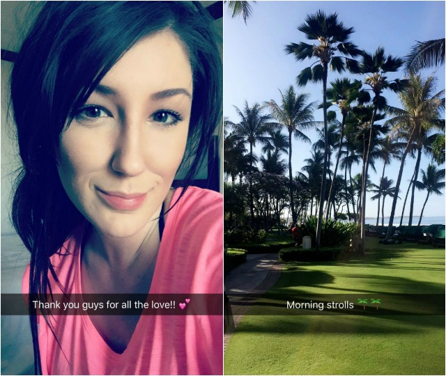 Hawaii Snapchat