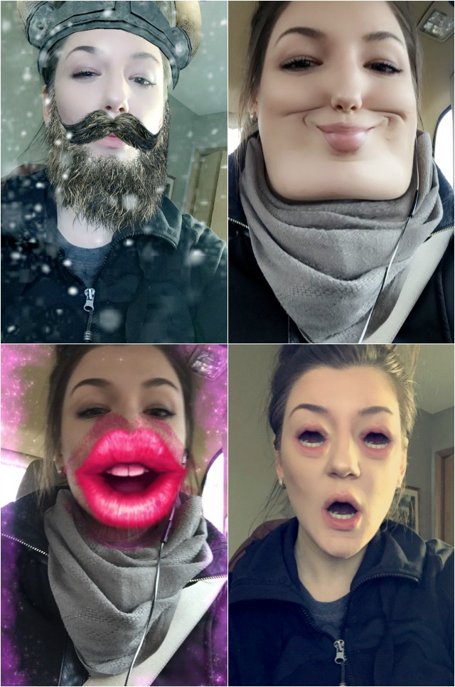 Snapchatting Filters