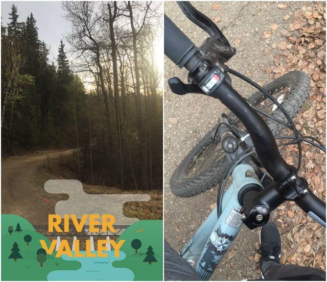 Biking In The Valley
