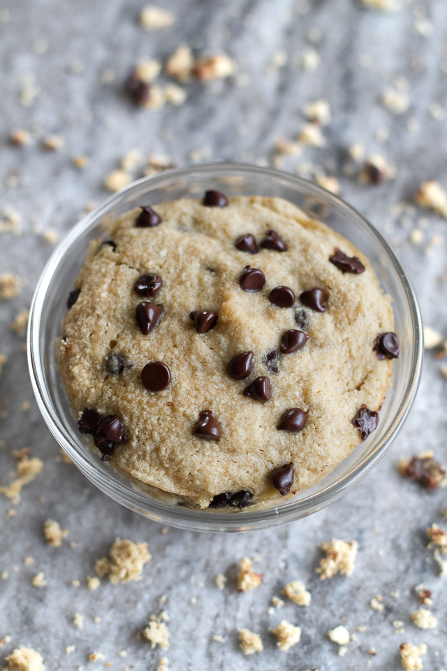 Healthy Oat Mug Cake Recipe