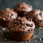 Healthy Chocolate Lover's Muffins