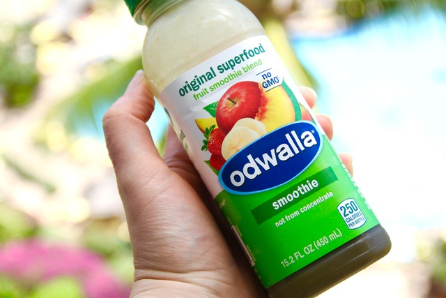 Odwalla Green Smoothie