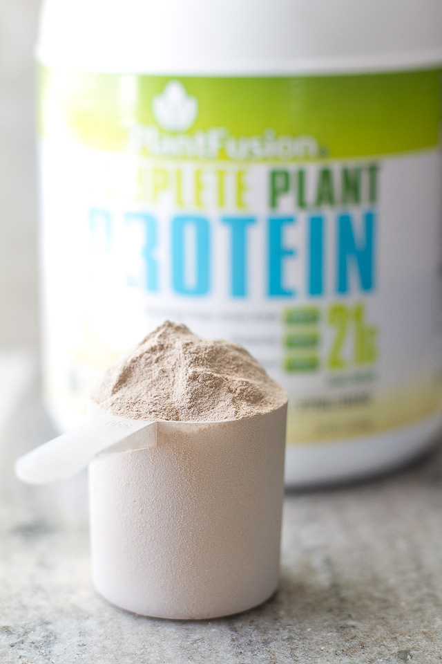 PlantFusion Cookies 'n' Creme Protein Powder