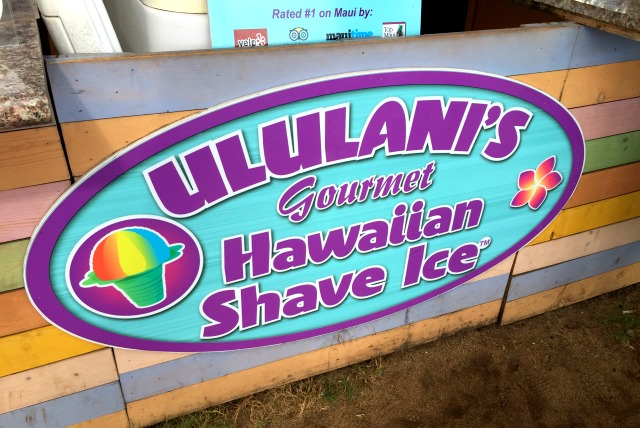 Ululanis Shaved Ice