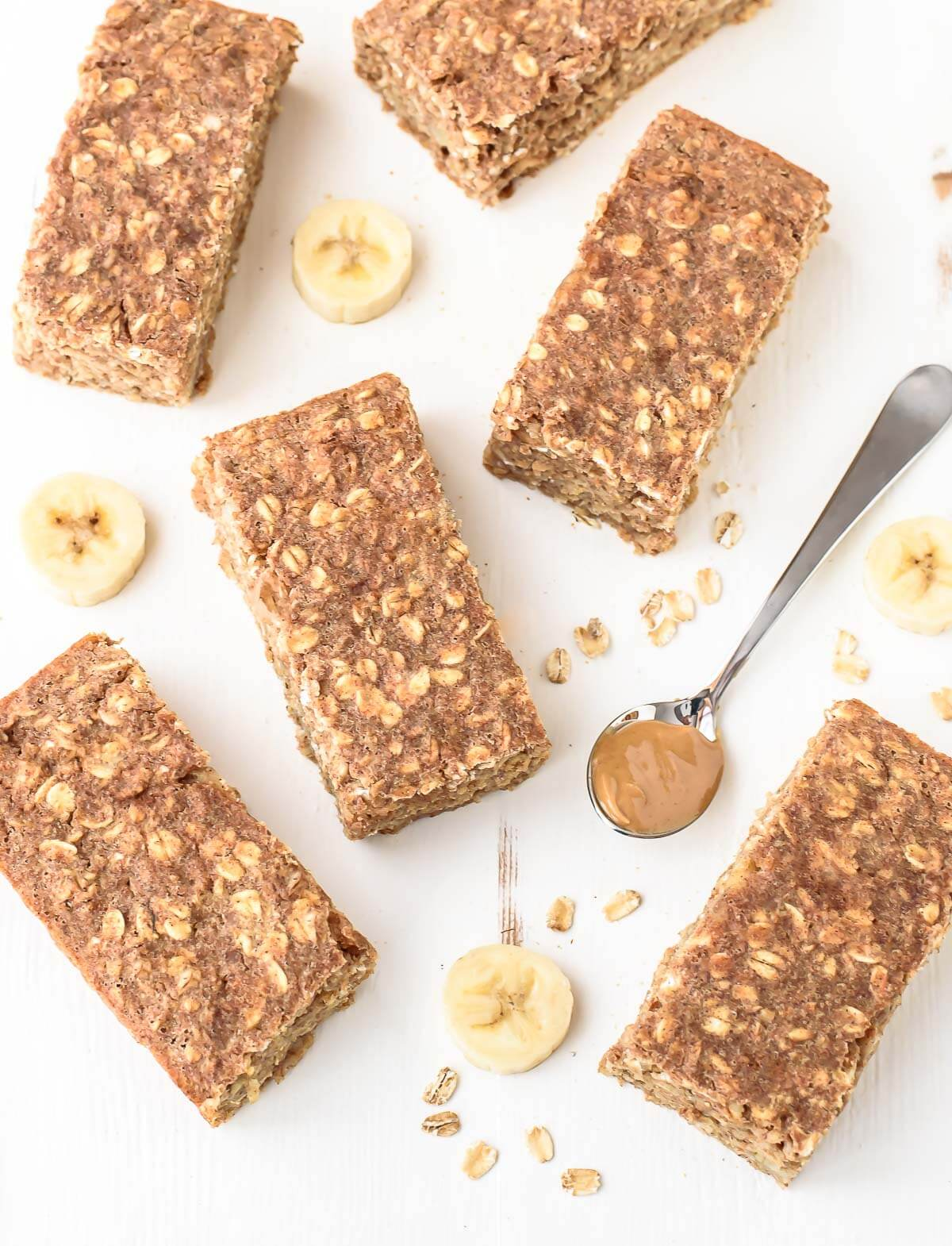 15 healthy homemade snack bars running with spoons On pictures of breakfast bars