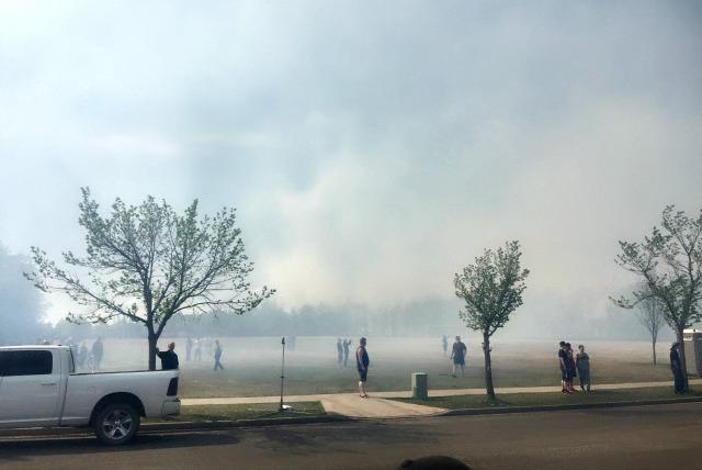 Neighbourhood Fire