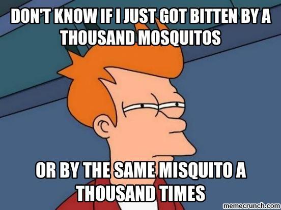 Manic Mosquitos