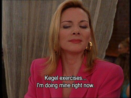 SATC Kegel Exercises
