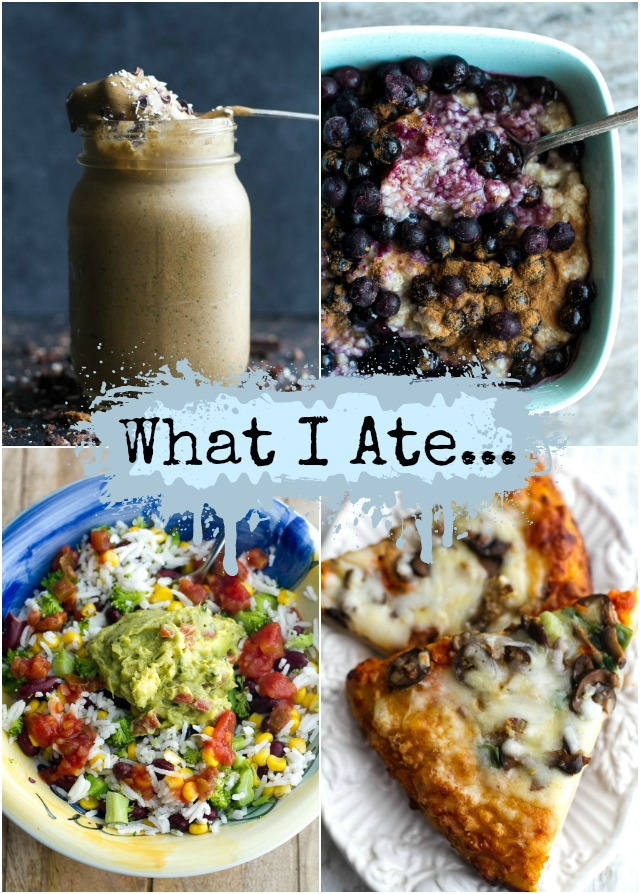 What I Ate Wednesday!!