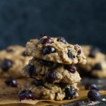 Blueberry Banana Oatmeal Cookies