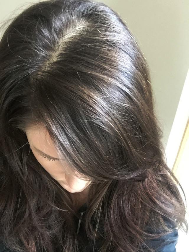 Co-Washing Hair