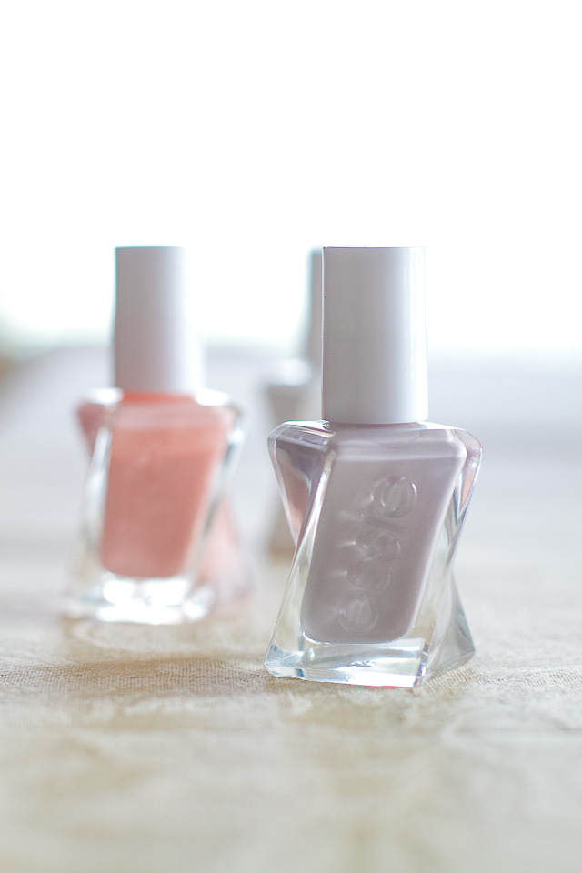 Essie Gel Couture Polishes