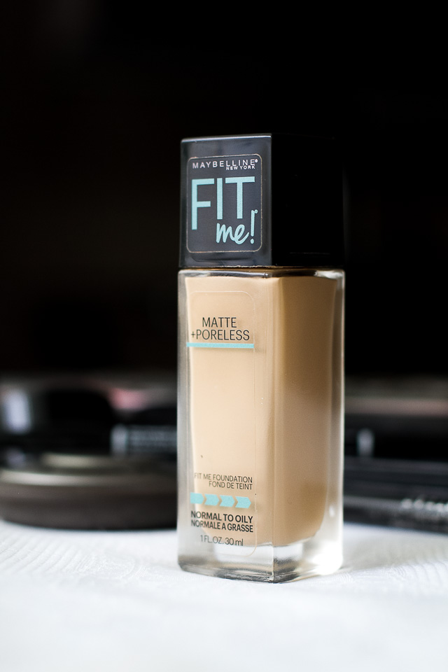 Maybelline Matte and Poreless