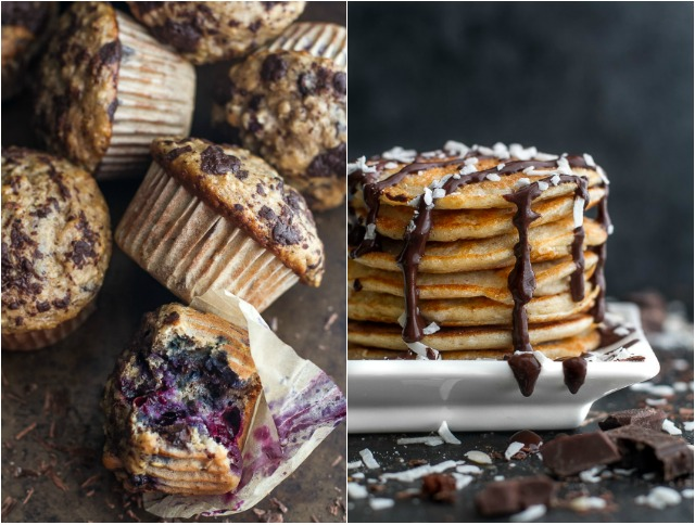 Muffins or Pancakes