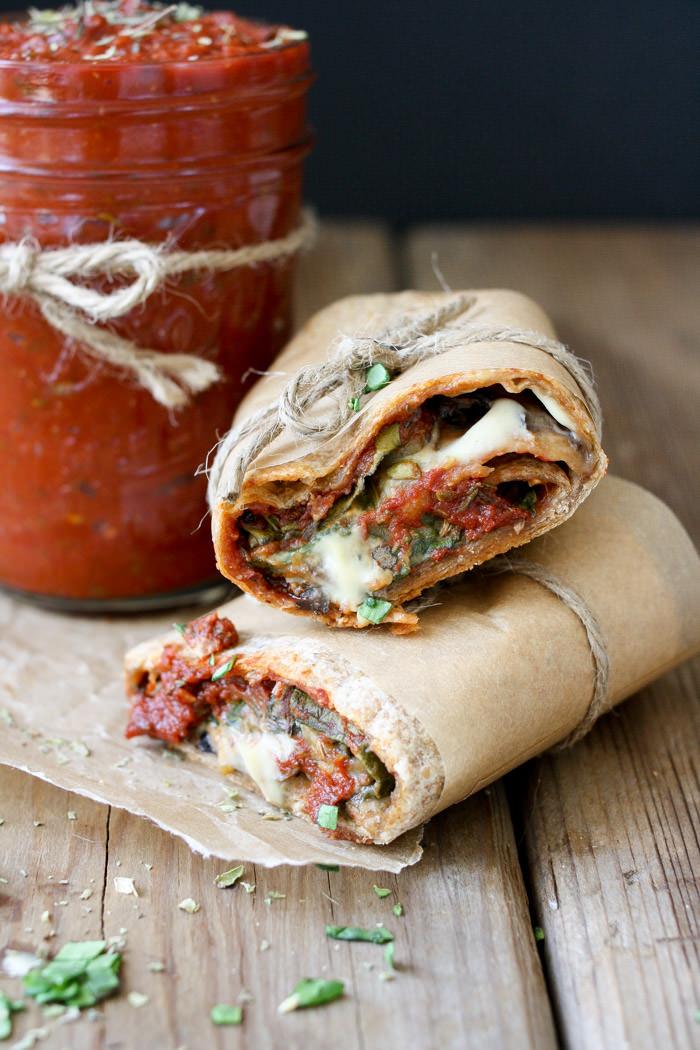 15 Easy Vegetarian Lunch Ideas