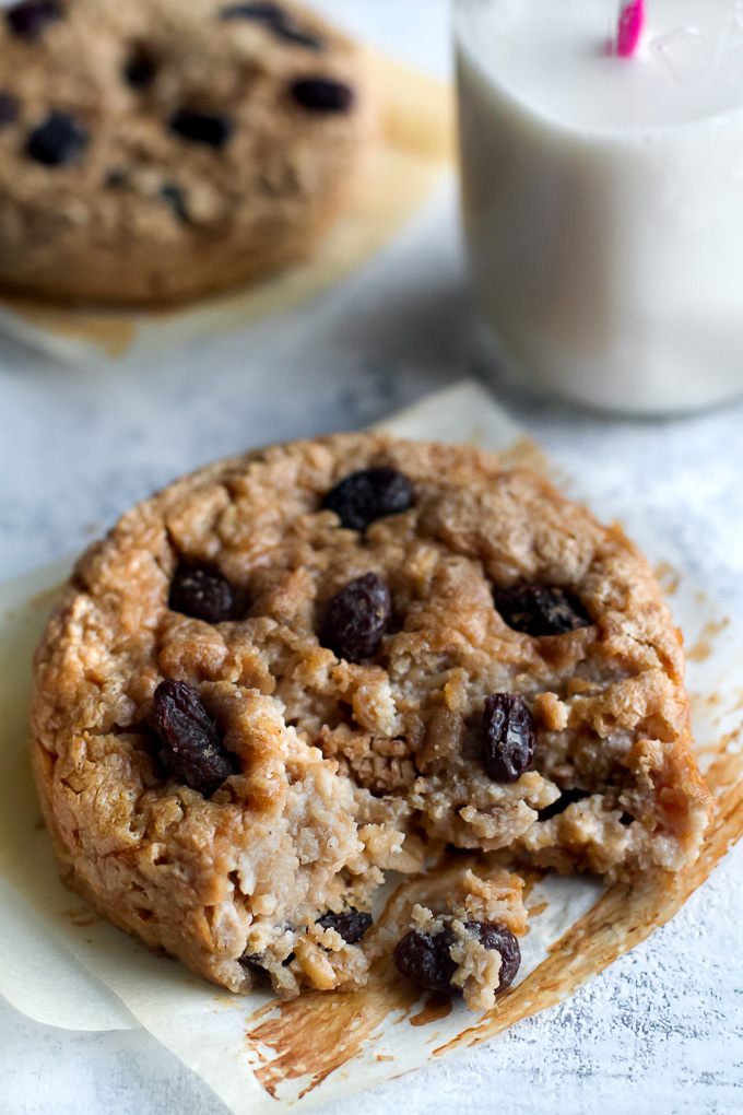 Breakfast Cookies are a healthy way to enjoy dessert for breakfast ...